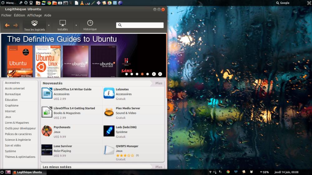 Mes impressions d'Ubuntu 12.04, professionnelle ! (Cubuntu 12.04 en fait...) (2/2)